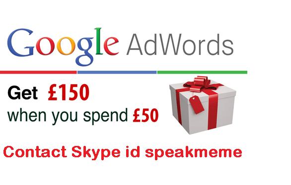 google-adwords-150-GBP