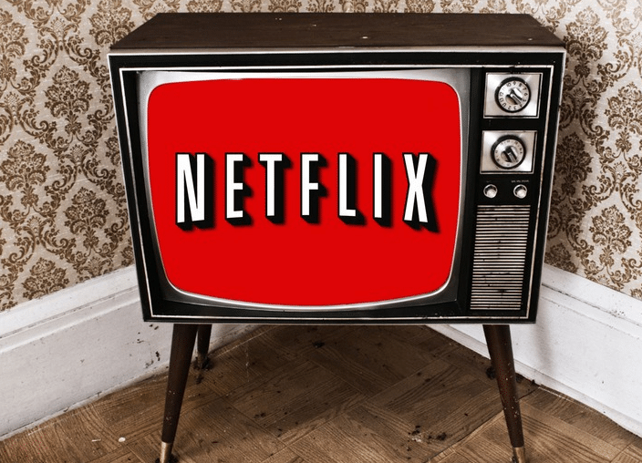 how to change netflix account on tv