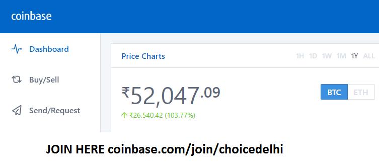 coinbase referral program